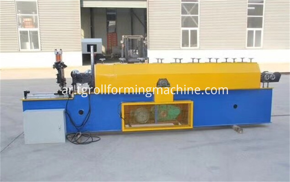 Steel Profile Making Machine