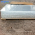 Transparent clean acrylic swimming pool cover