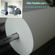 Fiberglass Filter Paper for Air Compressor