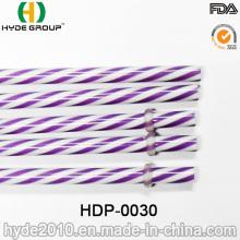 Paja de plástico duro PP para beber (HDP-0030)