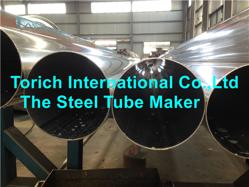 Stainless Steel Welded Pipe ASTM A249
