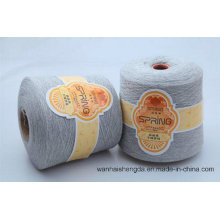 2/28nm 80%Wool 20%Cashmere Worsted Yarn