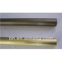luxurious spring loaded curtain rods parts