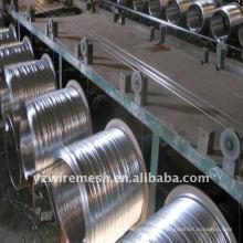 Fabrication de fil d'acier galvanisé à calibre 10