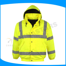 ansi class 2 waterproof american safety jackets with hood