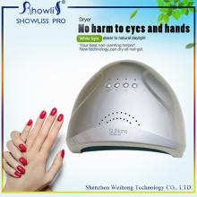48W Sunone Profesional LED UV Nail lámpara secadora de uñas
