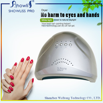 48W Sunone Professional LED UV Nail Lamp Séchoir à ongles