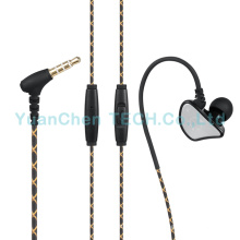 3.5mm Earbuds Noise-Cancelling Earphone for Mobile Phone Computer