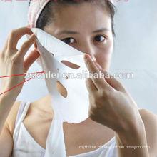 Folha de levantamento da máscara do algodão da máscara da cara 3d