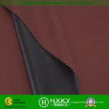 100%Polyetser with Double-Layer Compound Fabric for Trench Coat