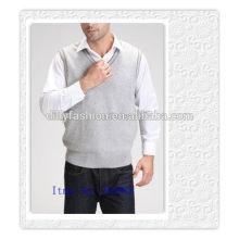 diseños de chaleco de última moda de cachemira para chaleco de hombre
