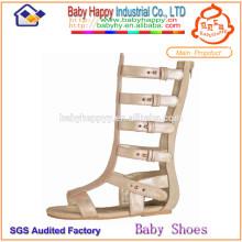 Las sandalias más nuevas especiales del gladiador de los niños del estilo de la elegancia