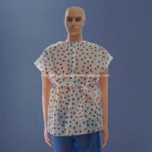 Máquina no tejida de los vestidos médicos