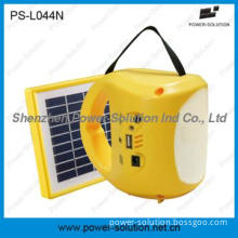 Solar Lantern Built-in Lithium Battery with USB Mobile Phone Charge