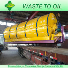 Automatical black engine oil refinery Hot Selling