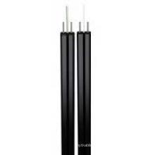 FTTH Drop Fiber Optic Kabel für Outdoor Gjxh / GJXFH und G657A1 / G652D