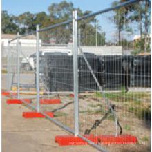 Clôture temporaire galvanisée au chaud pour le marché australien