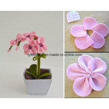 Cute and Pretty Non Woven Felt Flower Pot