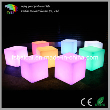 Chaise LED Cube Lighting