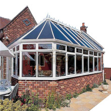 Glass Classic Class 3 Clear Sunroom Roof