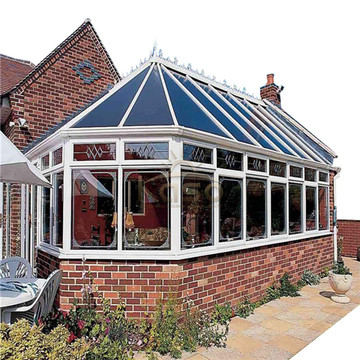 Glass Classic Class 3 Clear Sunroom Roof