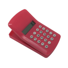 Stationery Wholesale,Mini Clip Calculator with Magnet