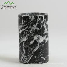 Enfriador de vino de piedra de mármol natural.