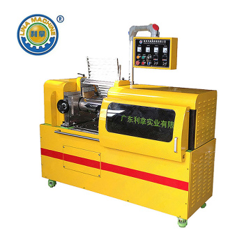 Two Roll Mill with Heating Function