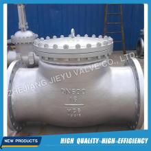 Válvula de retenção DIN Pn16 Dn600 em aço carbono
