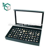 Flock Jewellery Wholesale Ring Boxes With Insert