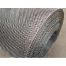 Лучшее качество 304 316 Нержавеющая сталь-сплетенная ячеистая сеть