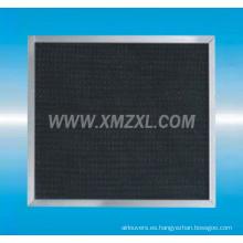 Filtro de aire red de nylon