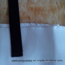 Manta ignífuga de fibra de vidrio recubierta de silicio