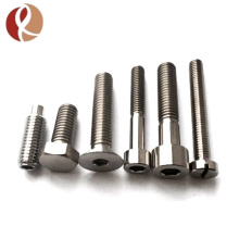 excellent mechanical strength Gr5 titanium bolt m8 for sale