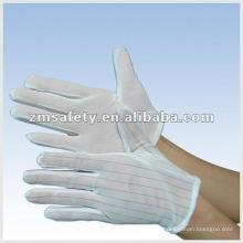 PVC Dots Cleanroom Glove/Conductive Glove ZMR 357