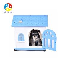 Casa de cachorro de plástico única moda