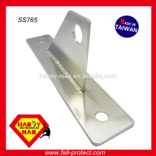 SS-765 Stainless steel Vertical Lifeline System Hollow Wall Anchor