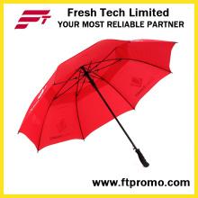 30 * 8 k Auto-Open Golfregenschirm mit Ihrem Logo