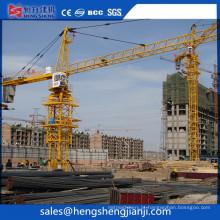 Guindaste Qtz4208 do equipamento de levantamento feito em China por Hsjj