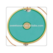 31mm 2.3KHZ piezo ceramic element of double ceramic for alarm siren