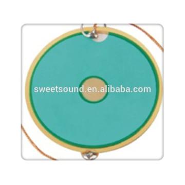 31mm 2.3KHZ piezo ceramic element of double ceramic for alarm siren
