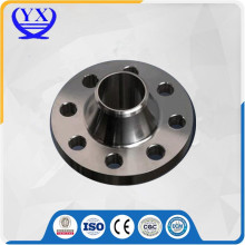 forging carbon steel welding neck rf flange type