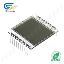 Pantalla gráfica LCD monocromática Módulo LCD de 160X128 caracteres
