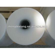 Película elástica Jumbo Roll utilizada para el rebobinado - 50kg