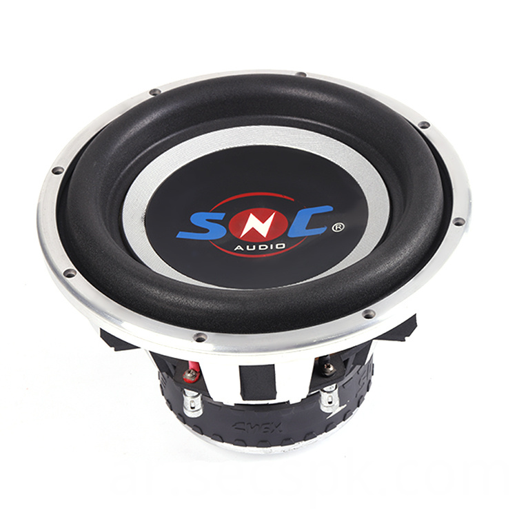 Professional High Power Car Audio Subwoofer
