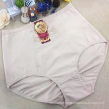 2016 OEM China neue elegante butt lifter panty panty mit taschenunterwäsche plus size panty fat woman briefs 669