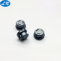 CNC machining processing turning small metal earphone component parts