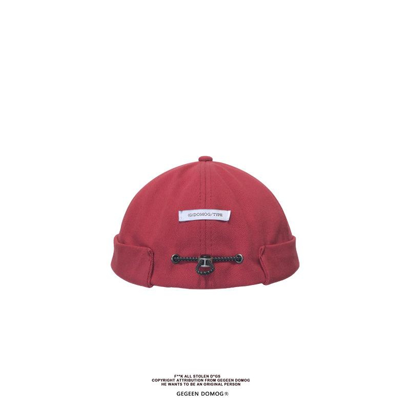 Autumnwinter yuppie hat hooligan beanie hat (8)
