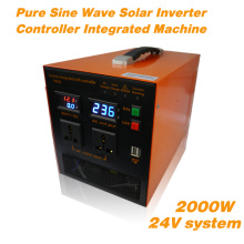 2000W Pure Sine Wave Inverter Integrated with Charger
