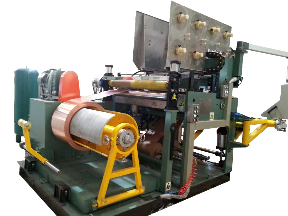 Winding Machine For Transformer